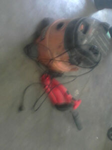 vacum and electric blower for sale