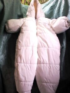 Baby Snowsuit, HEARTBEAT Thrift Store,BayView Mall,Belleville