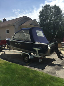 Lund TYEE Bowrider/All fishing equipment included!