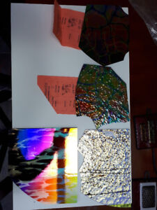 Fussed Glass , Dichroic Glass Sheets, System 96