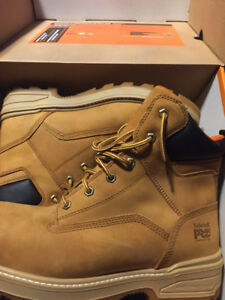 Beige timberland pro boots BRAND NEW