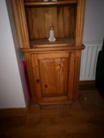 Beautiful pine cabinet
