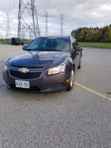 2011 CHEVY CRUZE LS AUTOMATIC