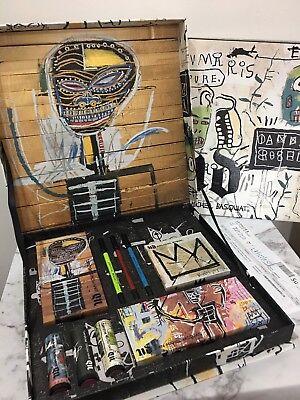 Urban Decay Jean Michel Basquiat VAULT ✨ 9 Piece Collection ✨ BNIB - AUTHENTIC