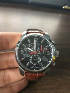 Certina DS Podium Swiss Chronograph Men's Watch Sapphire Crystal