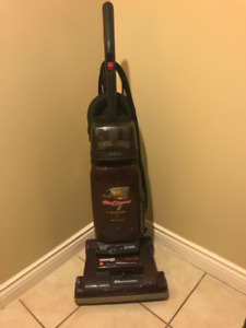 High performance Hoover vacuum cleaner