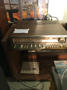 Great Vintage Amps ,Receivers, Speakers and more Just in