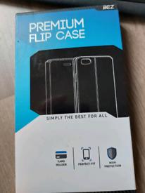 Premium Flip case for Samsung A40