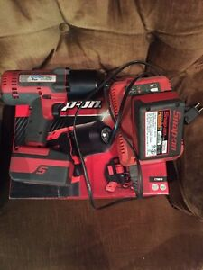 Snap on cordless 1/2 impact