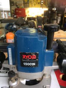 Ryobi Heavy Duty Router/R500