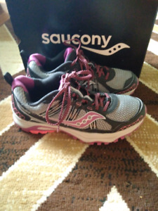 Saucony, perfect condition