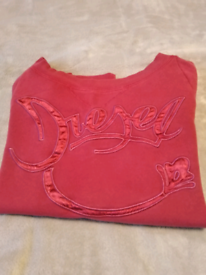 Diesel cropped sweater