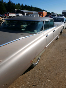 1960 1959 Cadillac parts for sale. Classic car