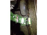 Mighty Mac LB65 Leaf Blower) . 4 months warranty