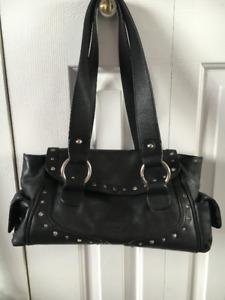 CNKW Leather Handbag **LIKE NEW**