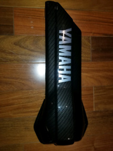 Yamaha snowmobile deflector