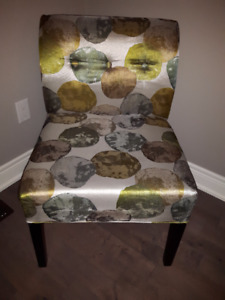 Accent Chair -  New Condition