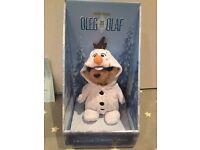 Meerkat Oleg as Olaf