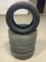 4 Brand New GoodYear Eagle F1 255/55R20 Tires
