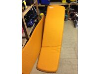 Thermarest inflatable mattress