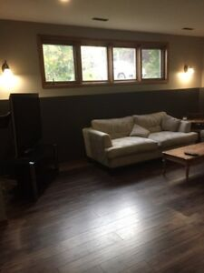 2 bedroom apartment for rent available Dec 1