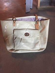 7 different authentic coach purses and wallets