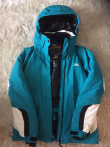 Women's Trespass Ski/Snowboard jacket for sale