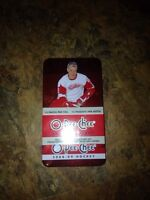 O-Pee-Chee Collectable hockey cards