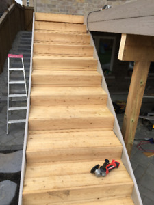 SIBERIAN LARCH - ROT RESISTANT DECKING 5/4x6