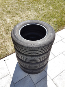 Pneus 4 saisons Continental Pro Contact  195/65 R15
