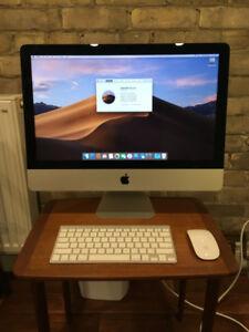 Apple iMac (21.5 inch, Late 2013) 2.7 GHz i5, 8GB Ram, 1TB HD