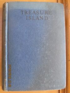 TREASURE ISLAND by Robert Lewis Stevenson (1924)
