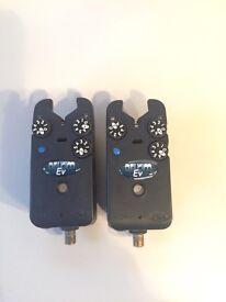 Delkin ev plus blue led alarms