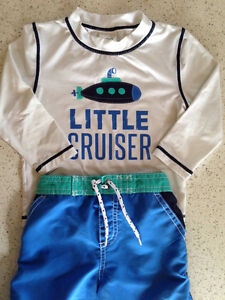 Swimming suit, size 2Y