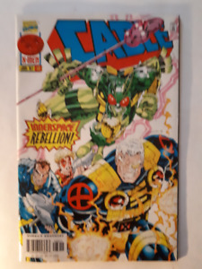 Cable, X-men, Marvel Comic, anglais, 1997, 2$ chaque