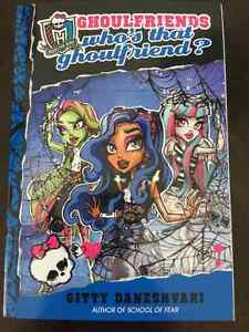 Brand new Monster High Who's that Ghoulfriend?