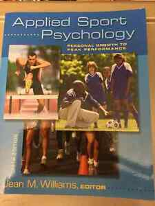 Sports - Applied Sports Psychology