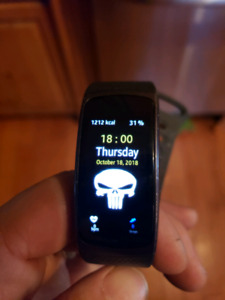 Samsung Gear fit 2 smart watch