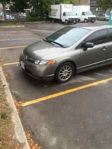 2007 Honda Civic Manual for sale
