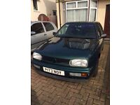 VW Golf Mk3 1.4 LOW MILES! (R32,R20,Vr6,GTI)