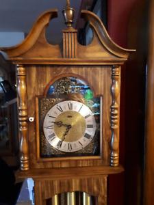 craftline grandfather clock