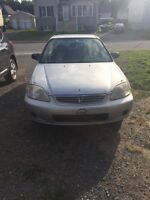 Honda civic 800$