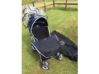 Chicco Pushchair with Accessories