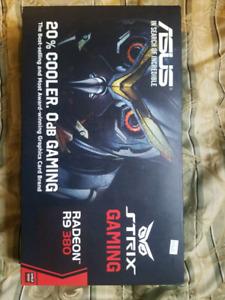 ASUS Strix Radeon R9 380 2GB GPU