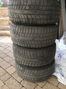Michelin Primacy Alpin Winter Tires