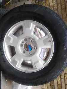 Tires ford f150