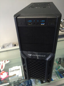 Cougar PC Case, USB 3.0 Ready Peterborough Peterborough Area image 1
