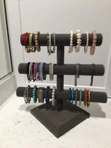 Supports à bracelets