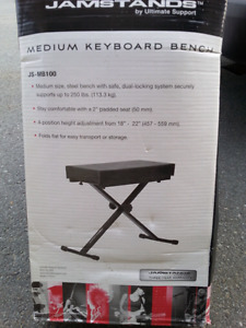 Keyboard Bench