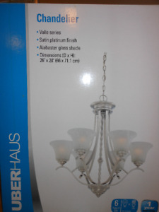 Brand new ceiling fixture